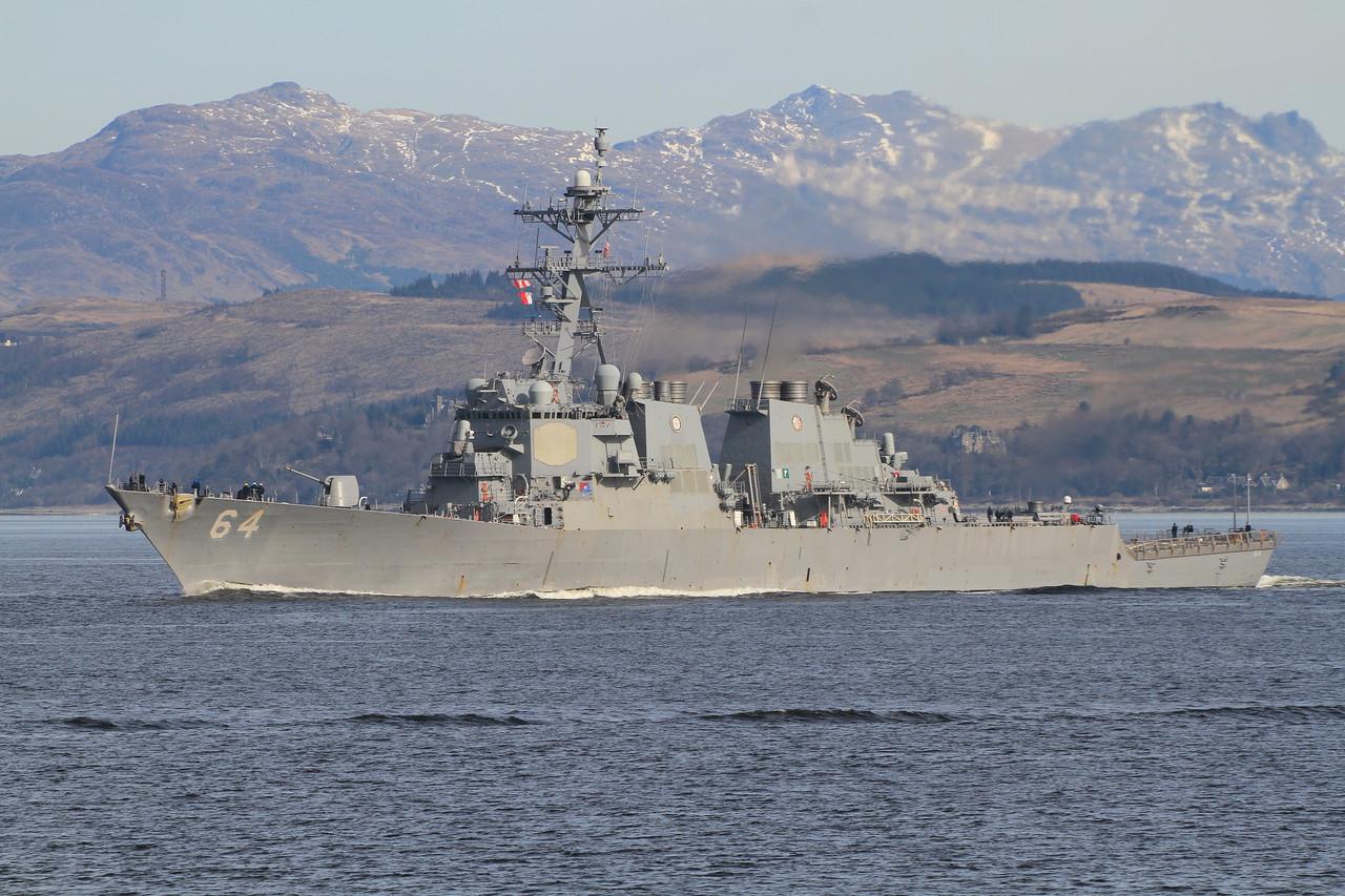 DDG-64 USS CARNEY