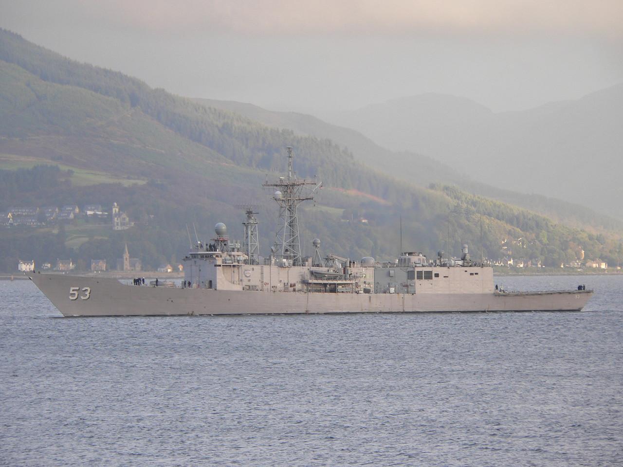 FFG-53 USS HAWES