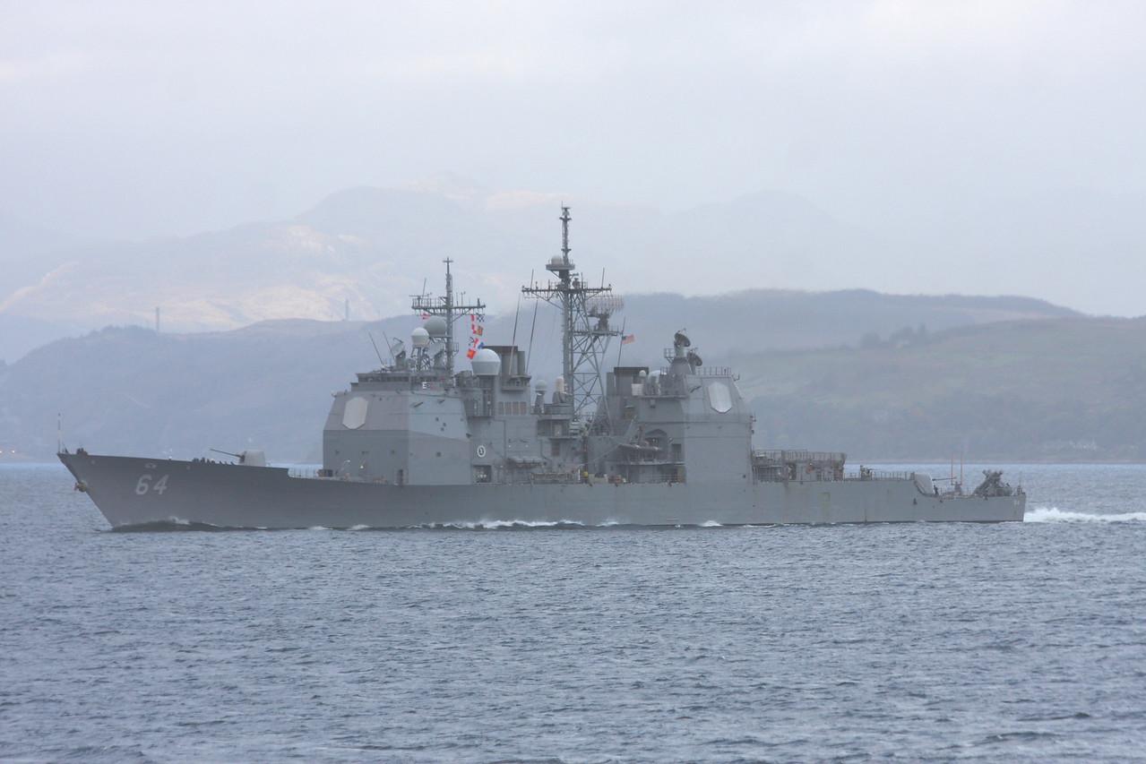 CG-64 USS GETTYSBURG