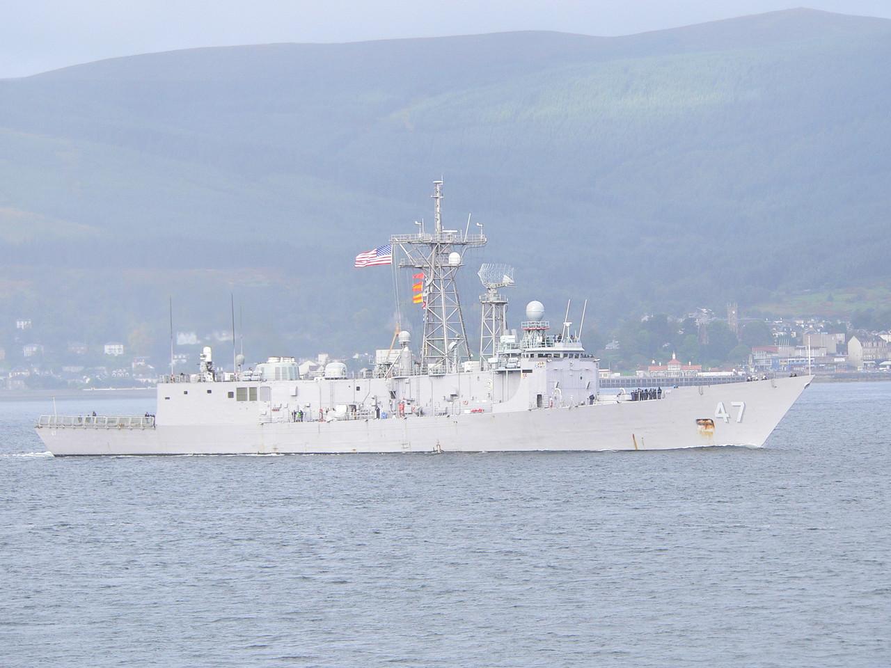 FFG-47 USS NICHOLAS