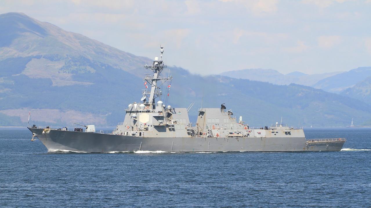 DDG-99 USS FARRAGUT