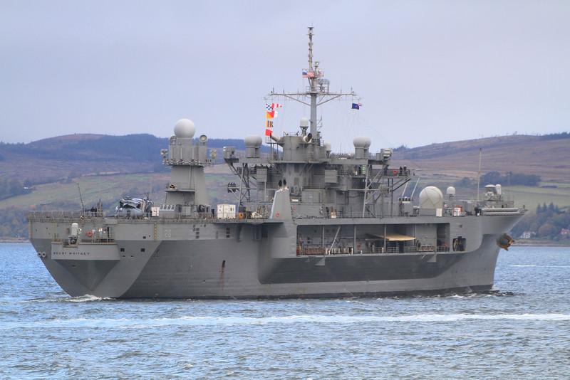 LCC-20 USS MOUNT WHITNEY