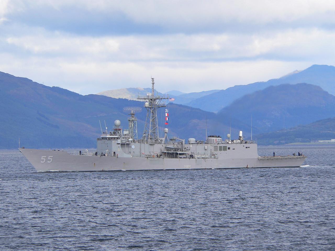 FFG-55 USS ELROD
