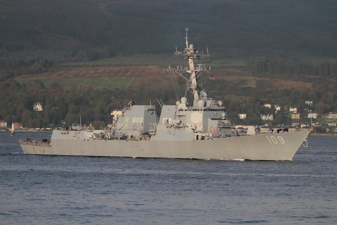 DDG-109 USS JASON DUNHAM