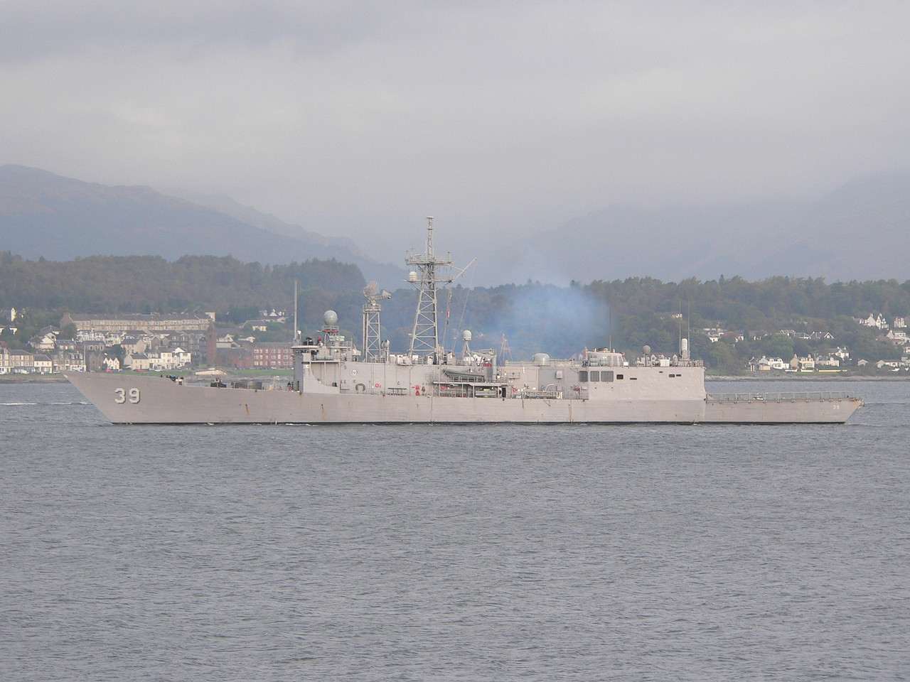 FFG-39 USS DOYLE