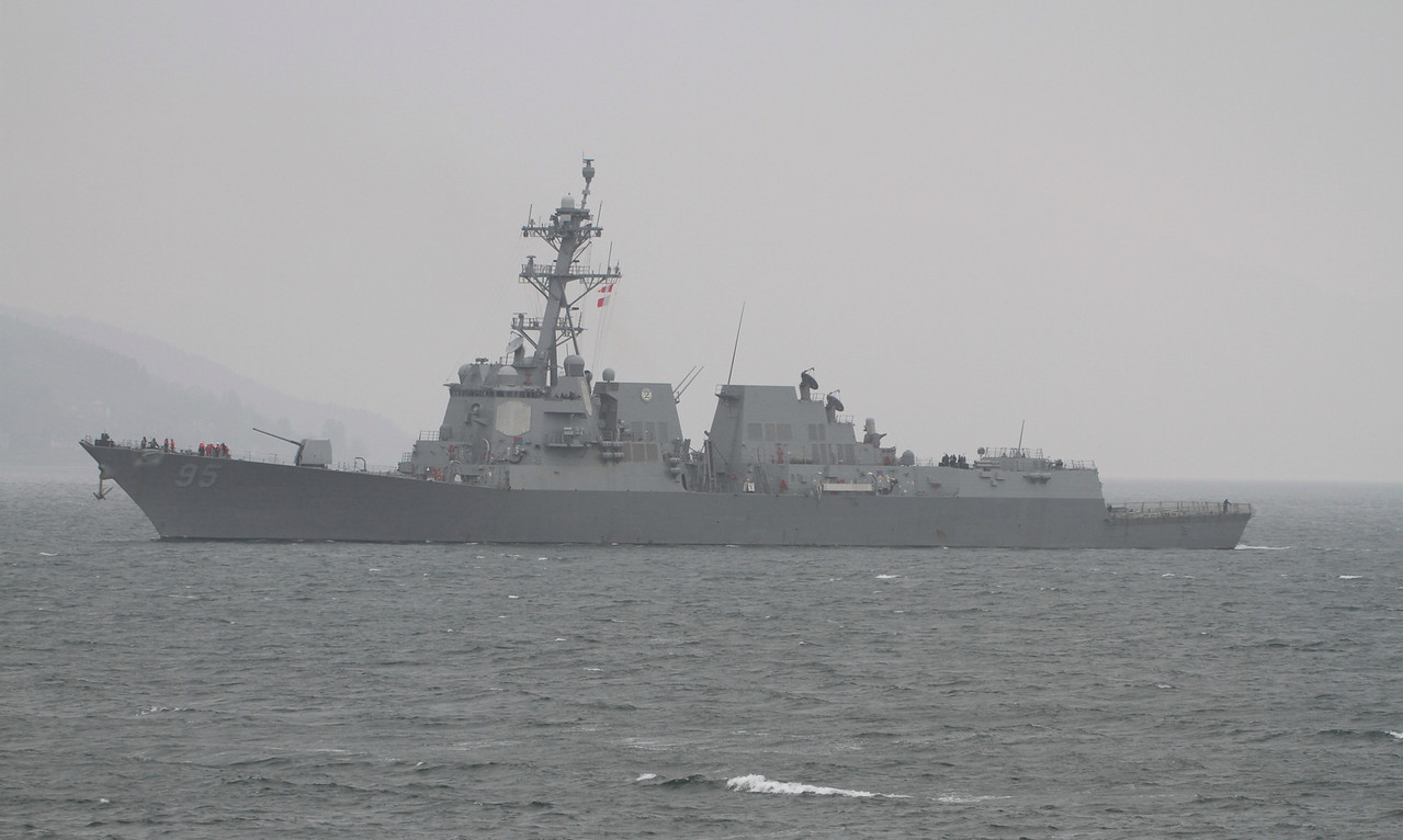 DDG-95 USS JAMES E WILLIAMS