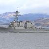 DDG-78 USS Porter, USA, River Clyde April 2015