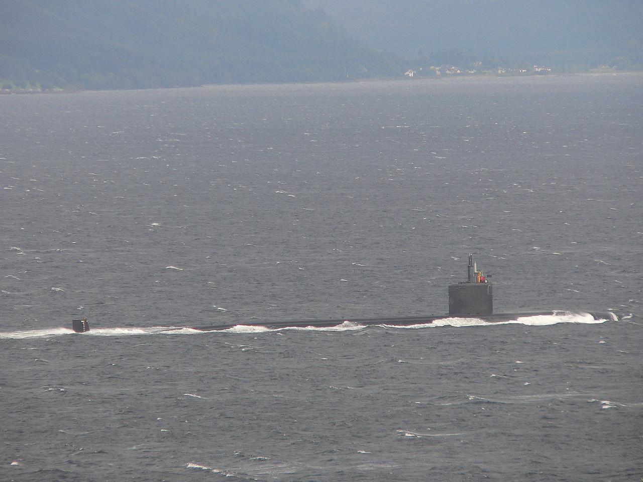 SSN-774 USS BOISE