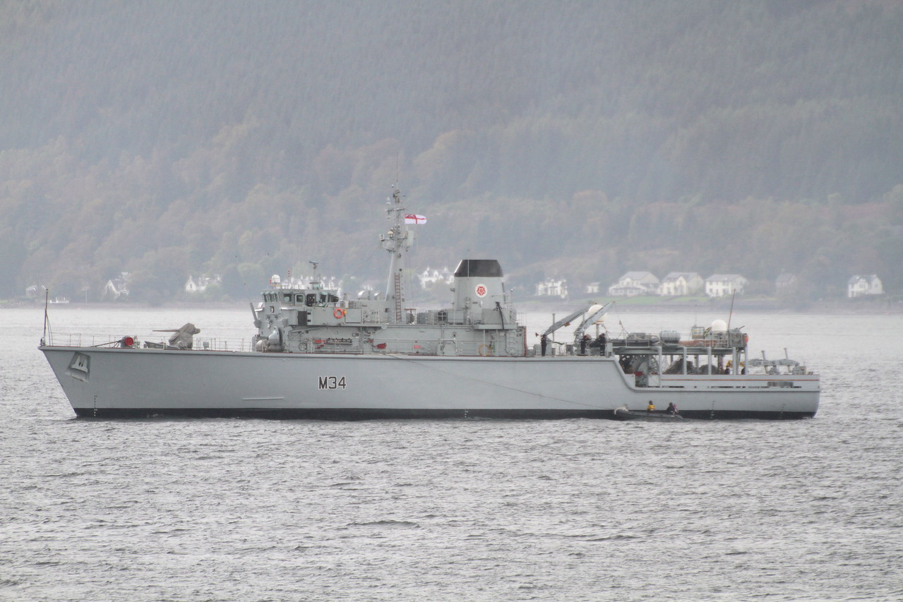 M-34 HMS MIDDLETON