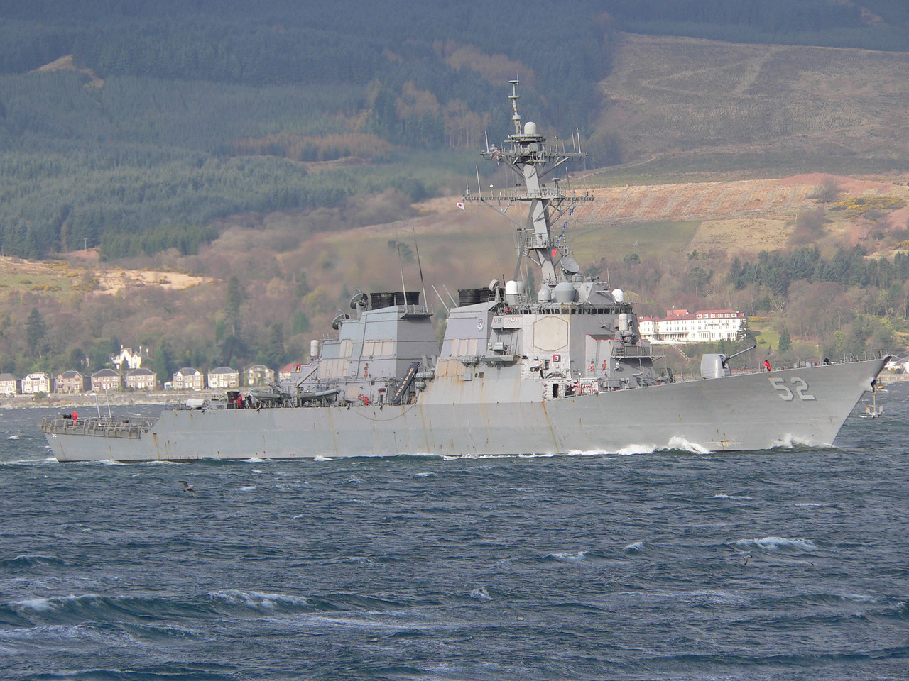DDG-52 USS BARRY
