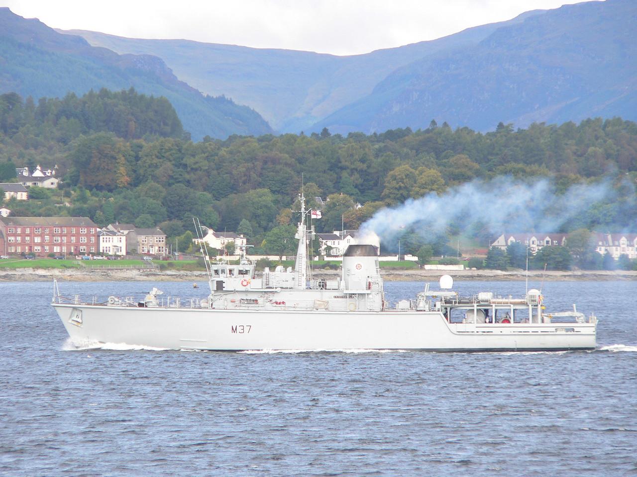 M-37 HMS CHIDDINGFOLD