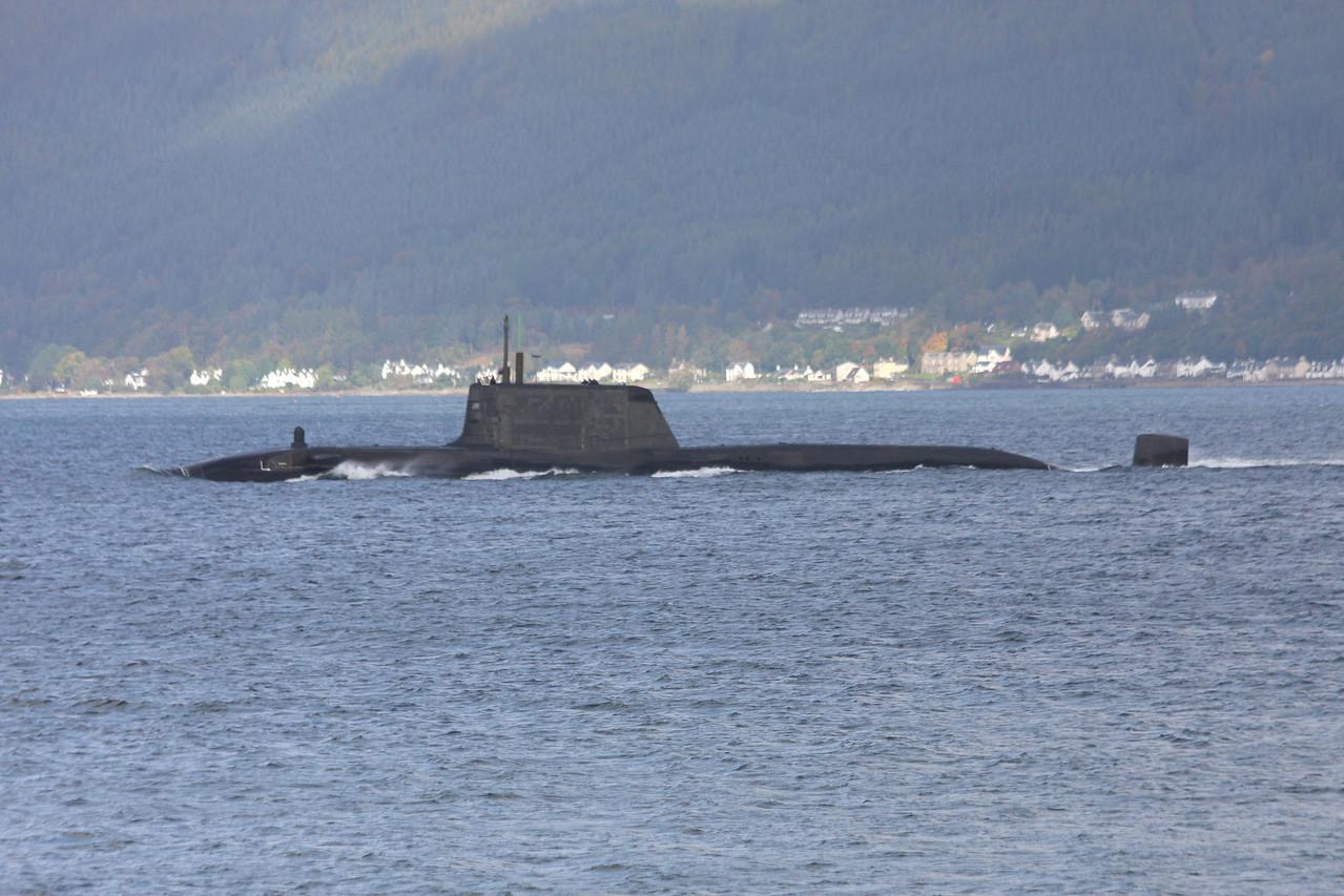 S-120 HMS AMBUSH