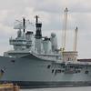 R-07 HMS ARK ROYAL