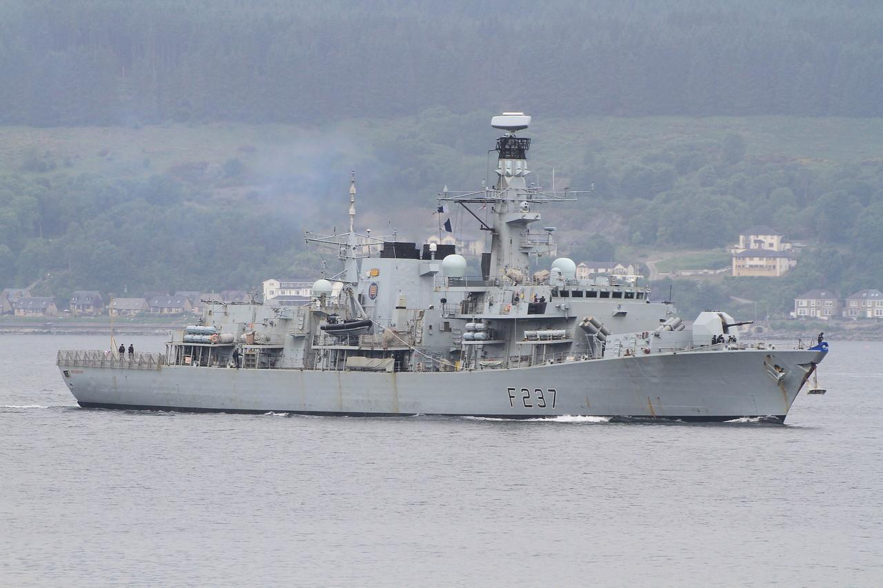 F-237 HMS WESTMINSTER