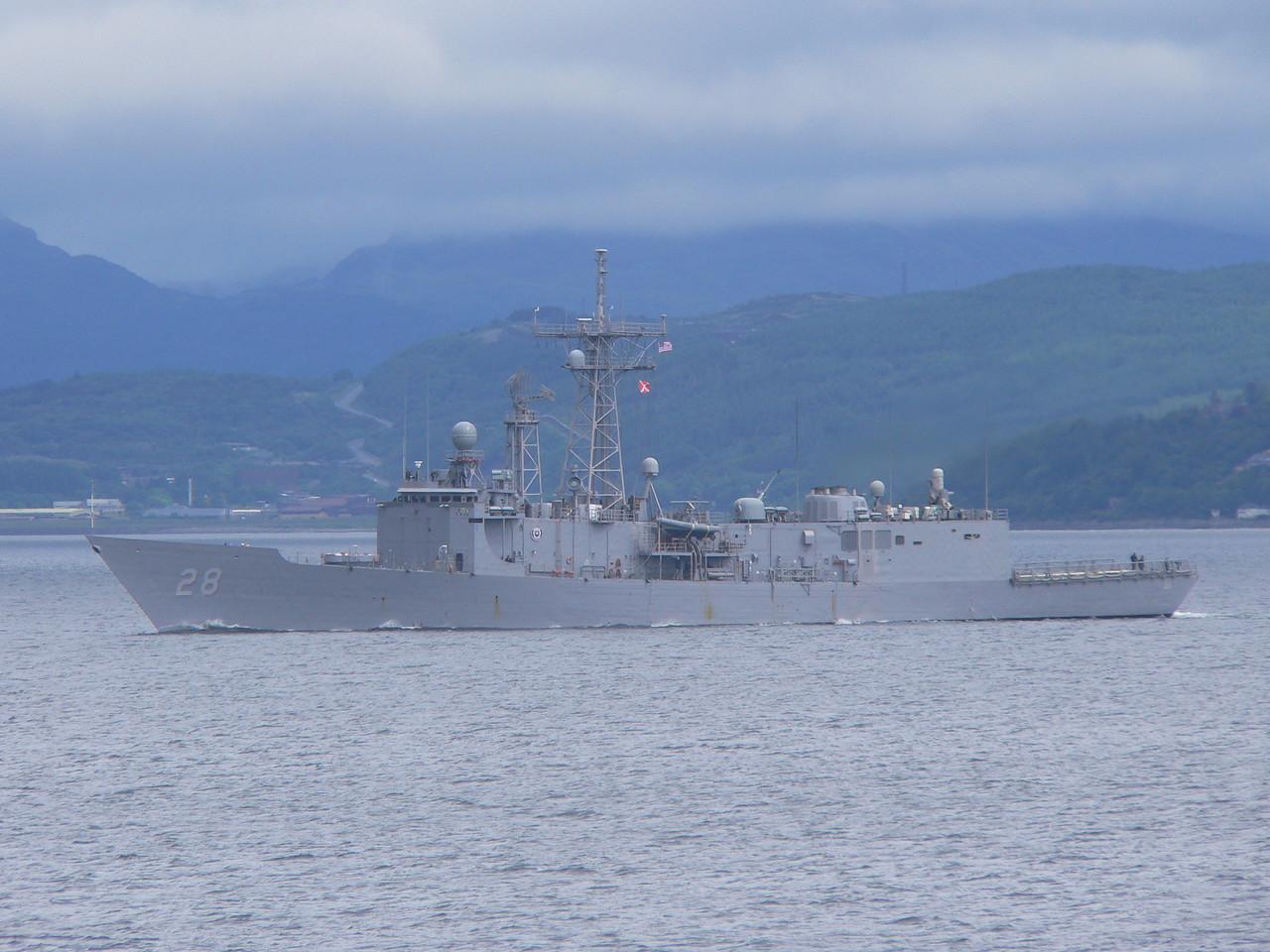 FFG-28 USS BOONE