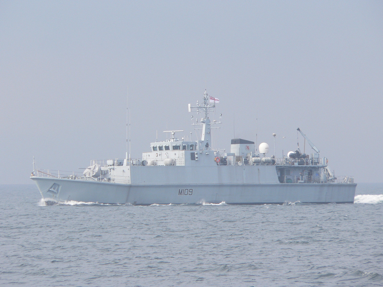M-109 HMS BANGOR