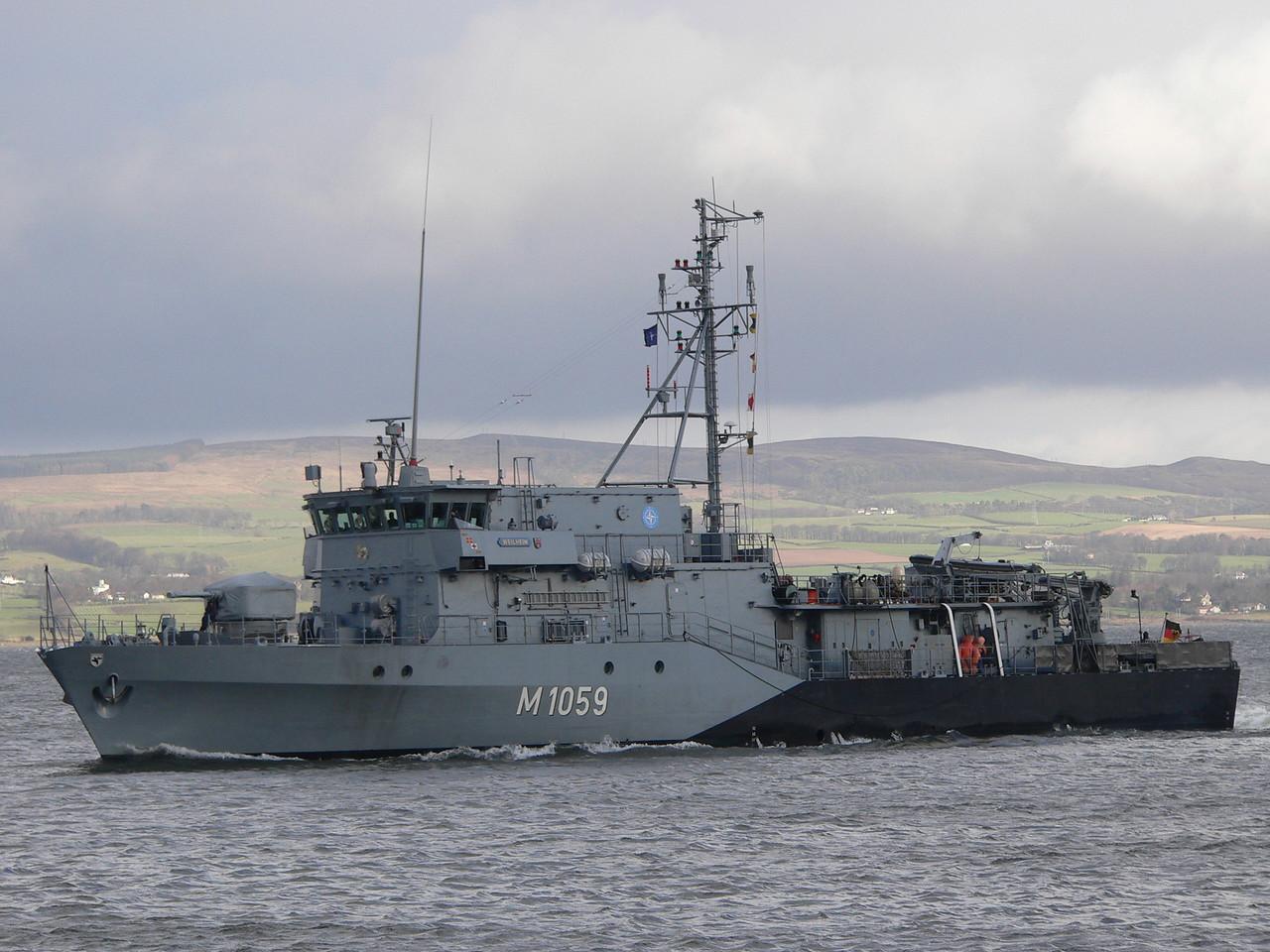 M-1059 FGS WEILHEIM
