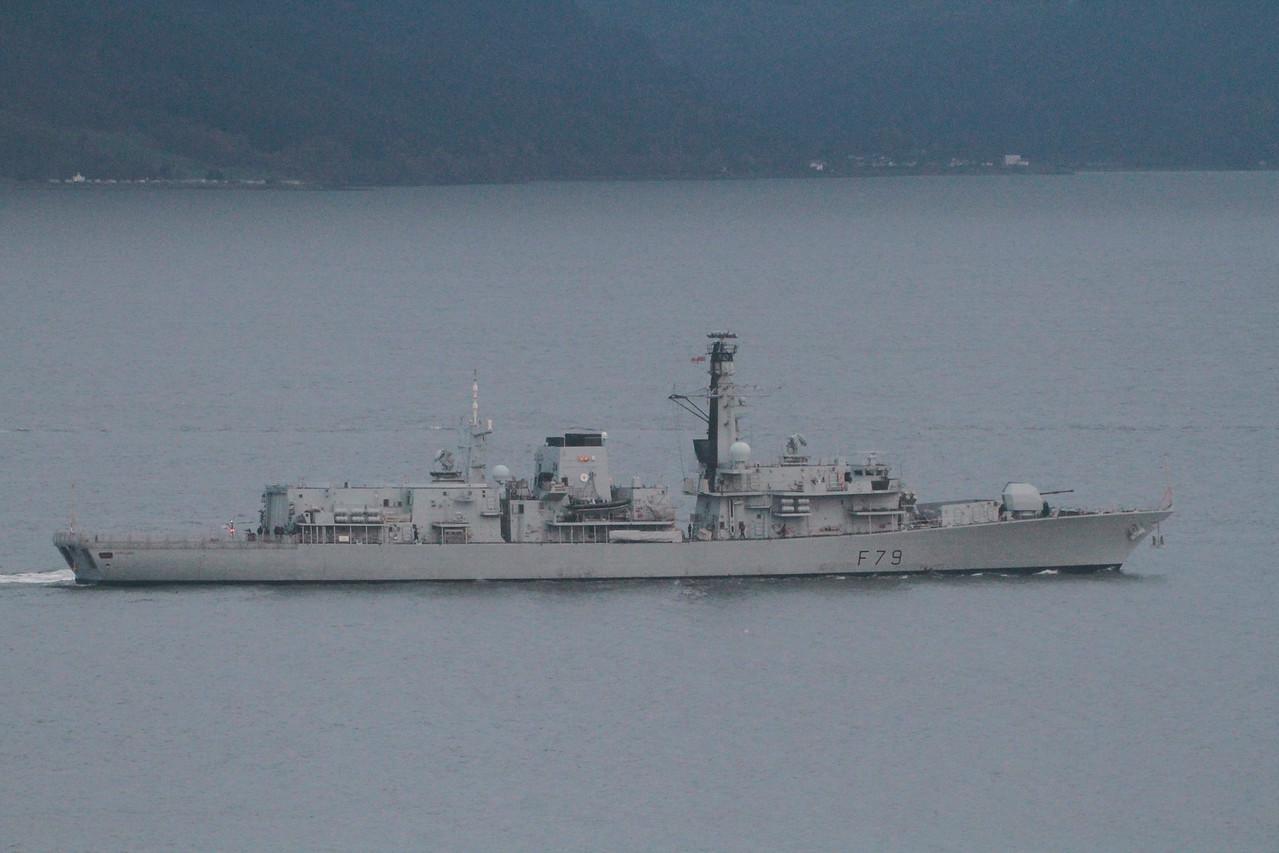 F-79 HMS PORTLAND