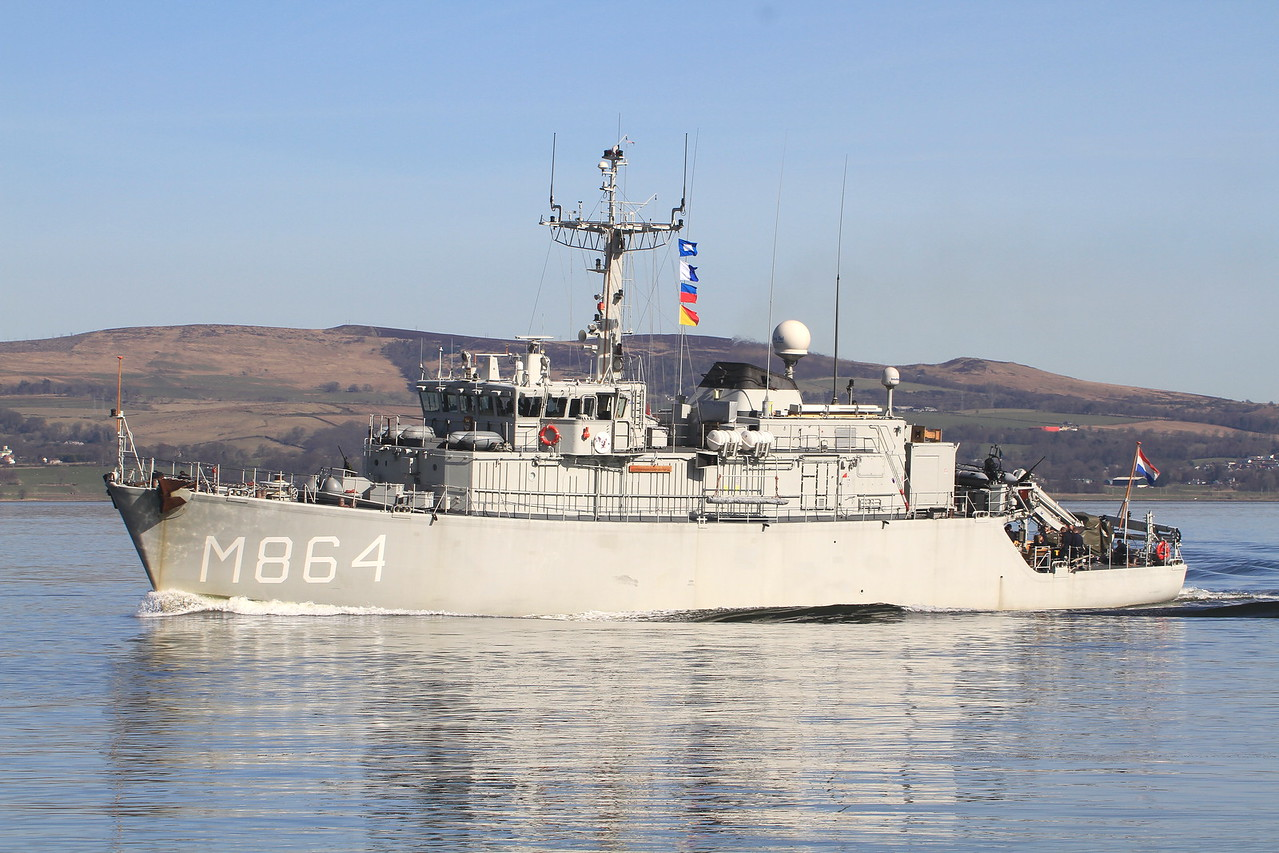 M-864 ZrMs WILLEMSTAD