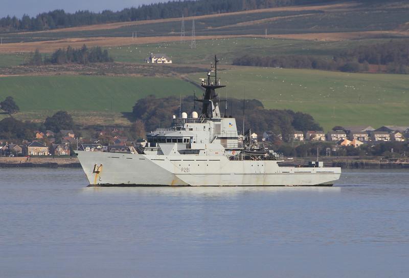 P-281 HMS TYNE