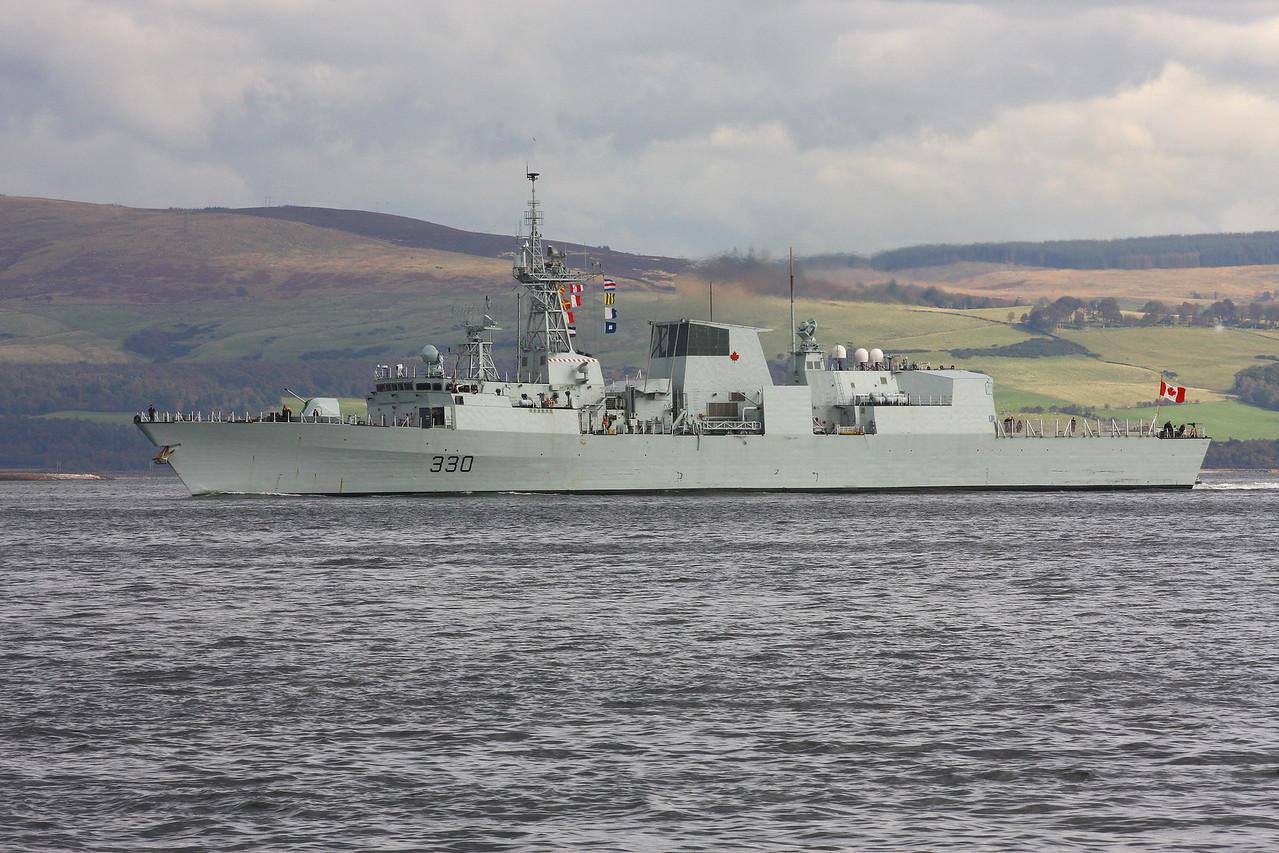 FFH-330 HMCS HALIFAX