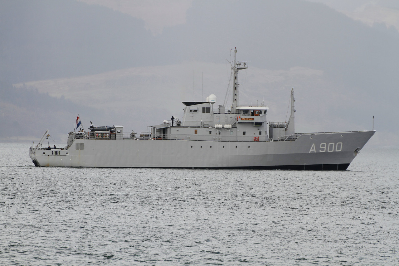 A-900 HrMs MERCUUR