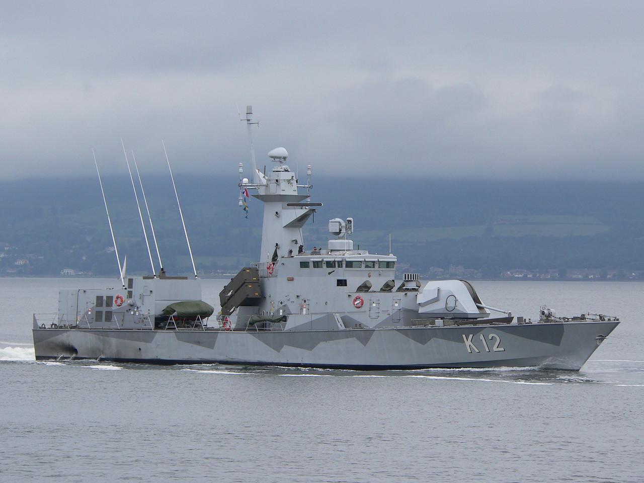 K-12 HMS MALMO
