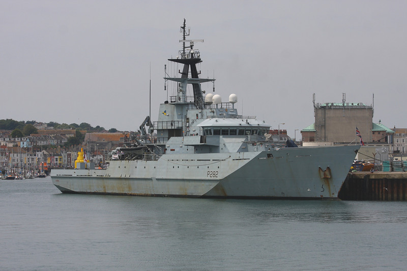 P-282 HMS SEVERN
