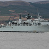 L-15 HMS BULWARK, UK, River Clyde March 2014