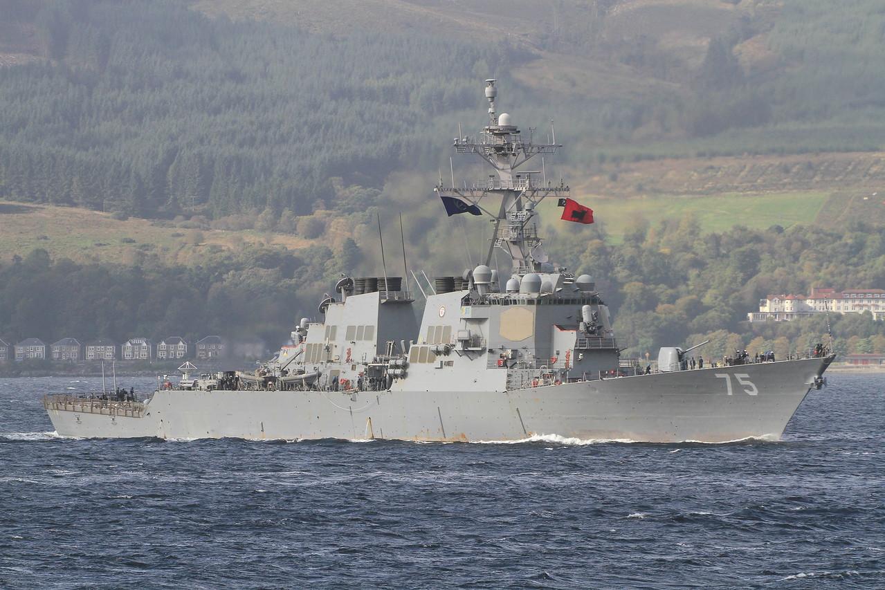DDG-75 USS DONALD COOK