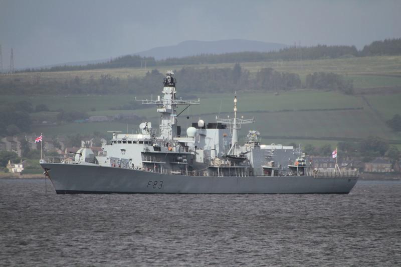 F-83 HMS ST ALBANS