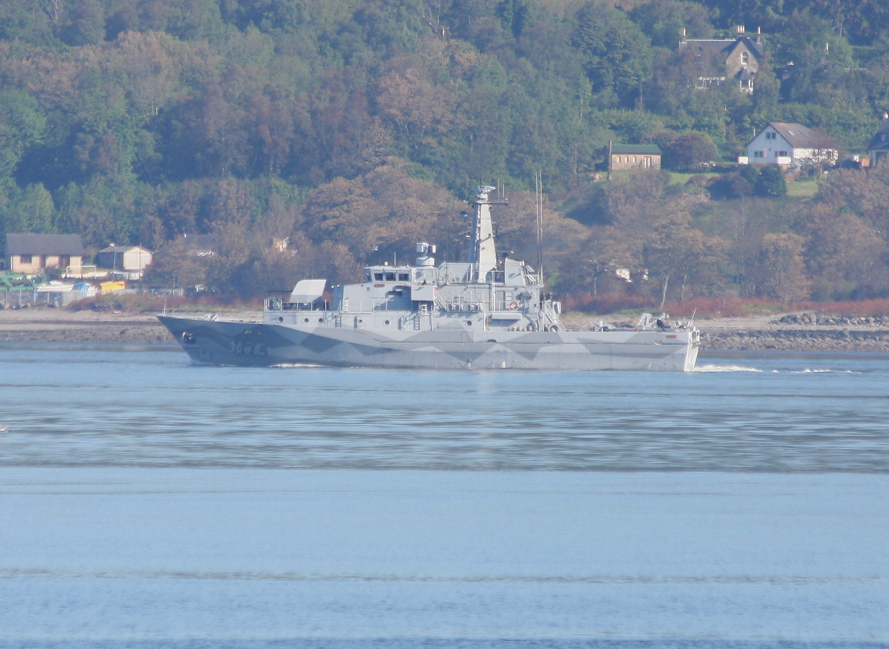 M-74 HMS KULLEN