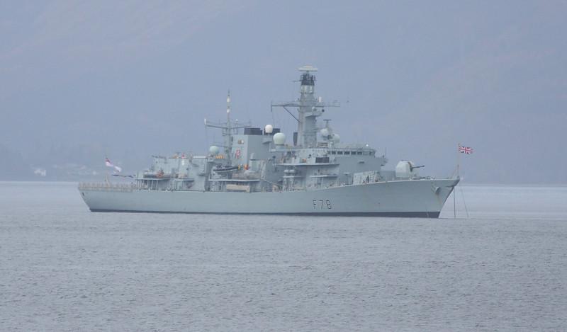 F-78 HMS KENT