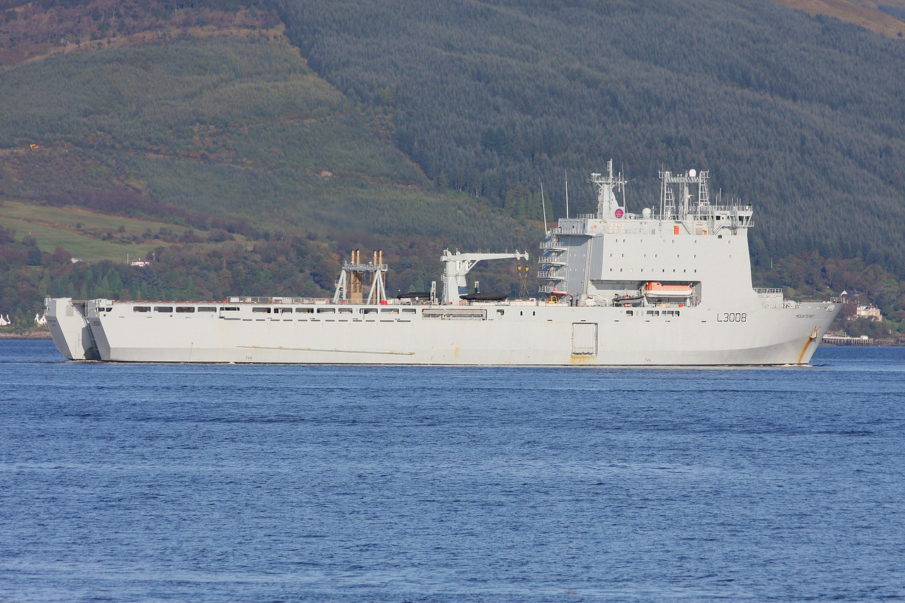 L-3008 RFA MOUNTS BAY