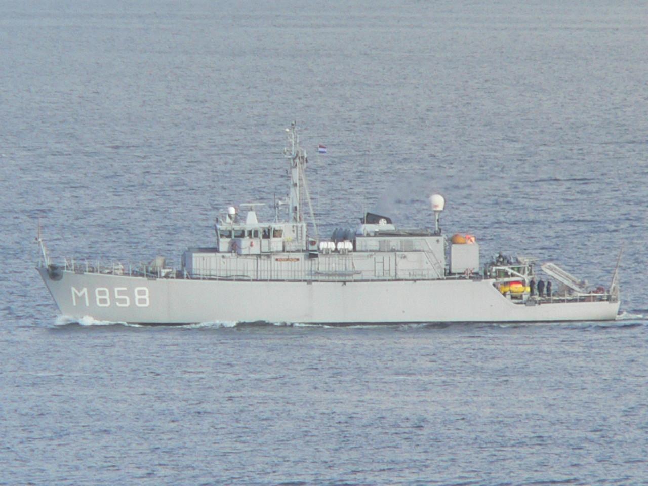 M-858 HrMs MIDDELBURG