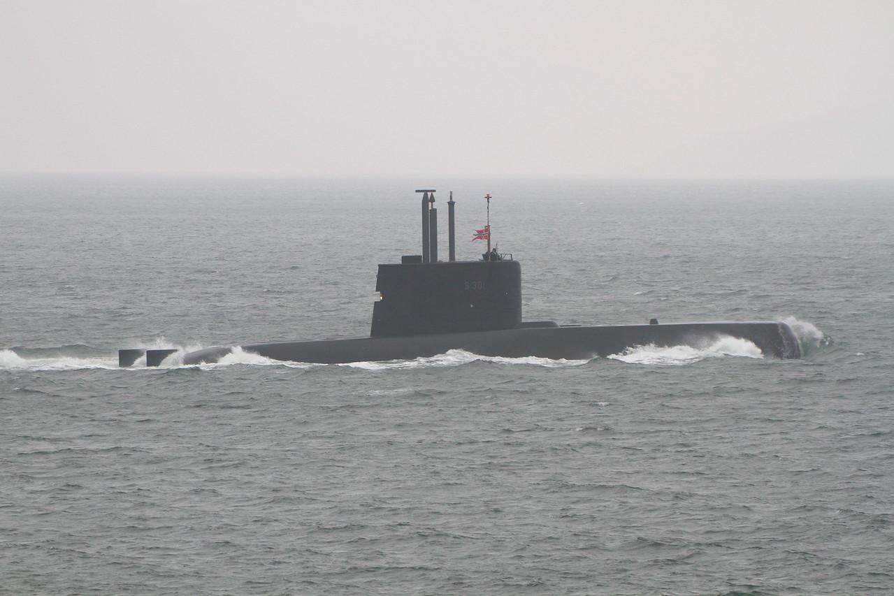 S-301 KNM UTSIRA