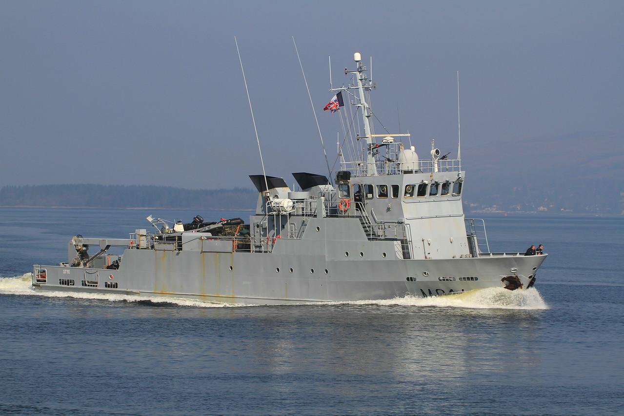 M-614 FS STYX