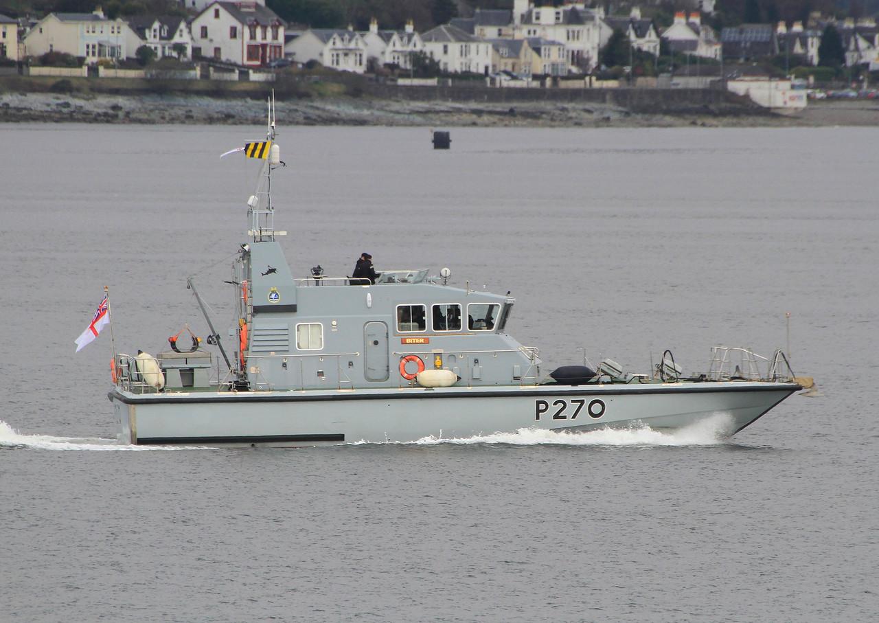 P-270 HMS BITER