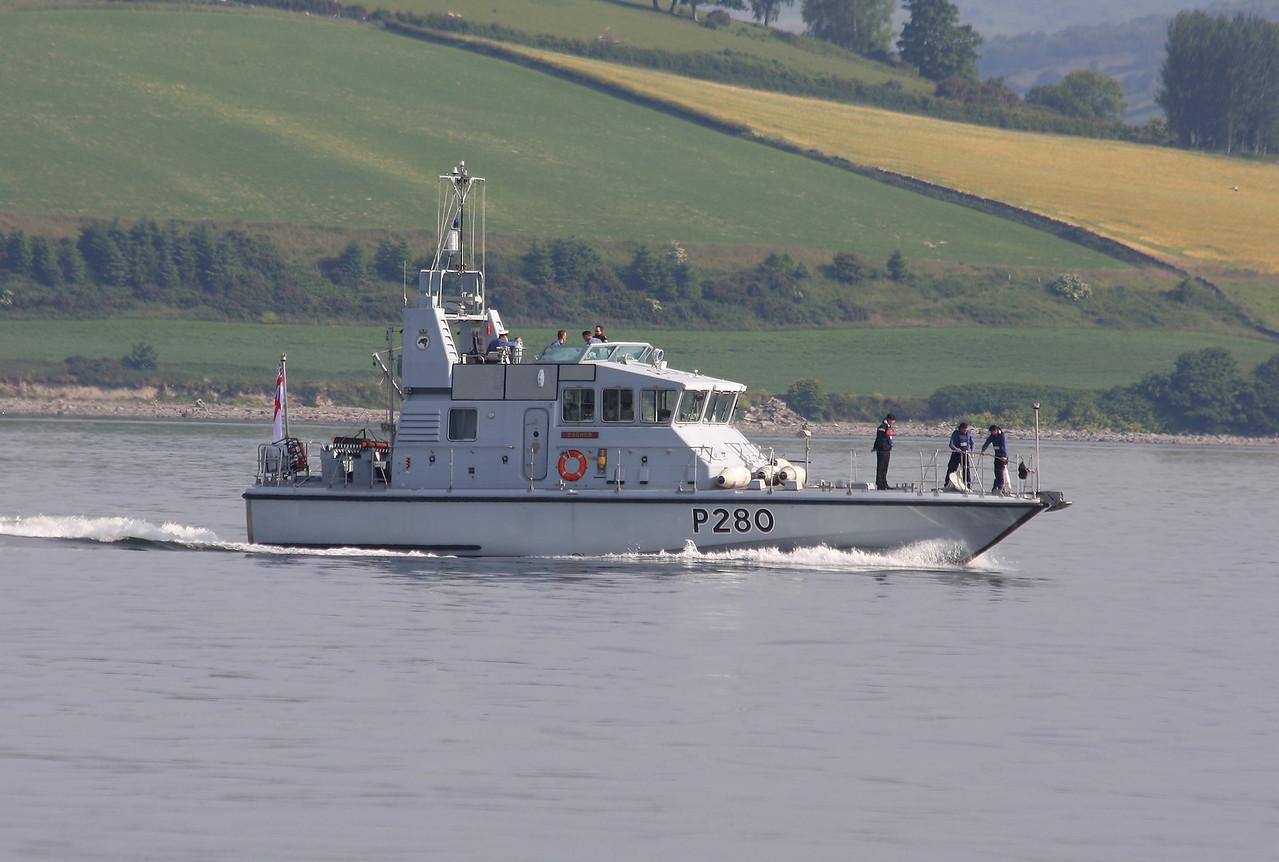 P-280 HMS DASHER