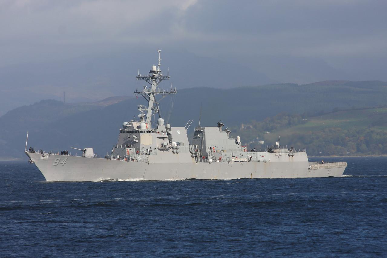 DDG-94 USS NITZE