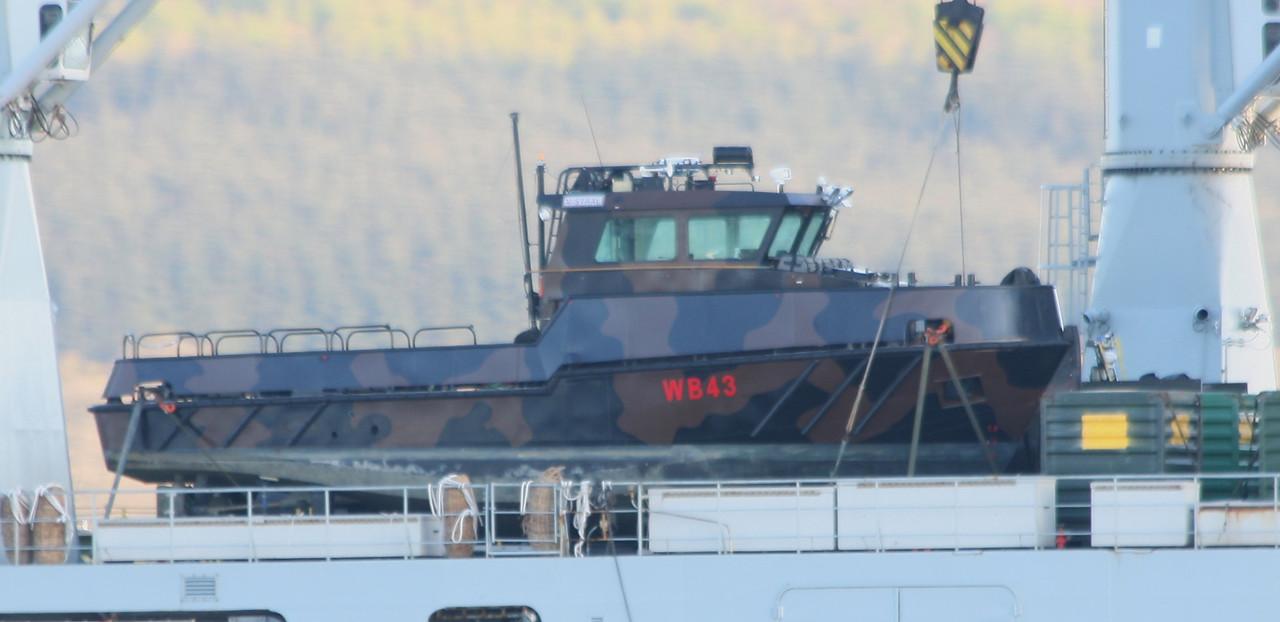 WB-43 MISTRAL