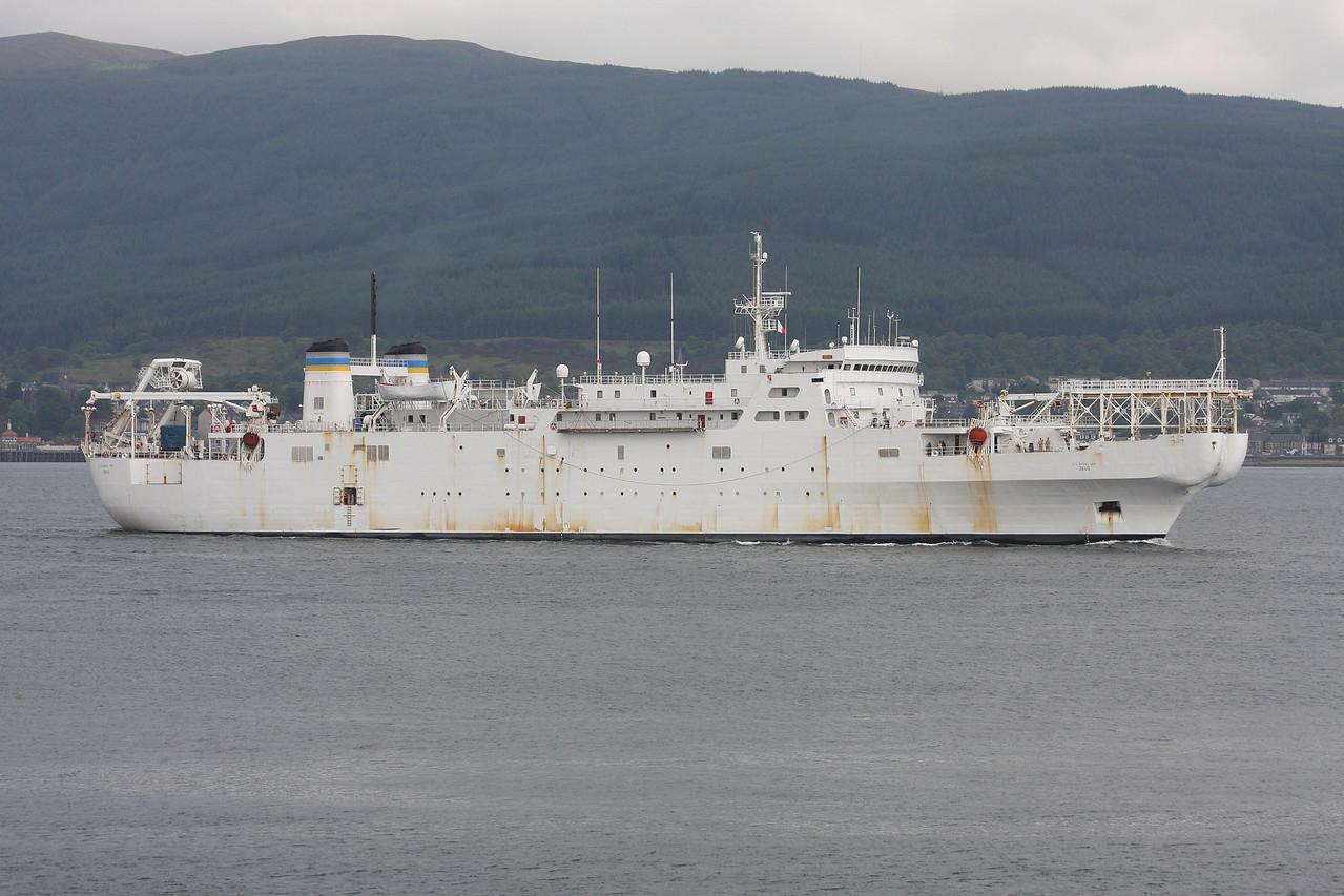 T-ARC-7 USNS ZEUS