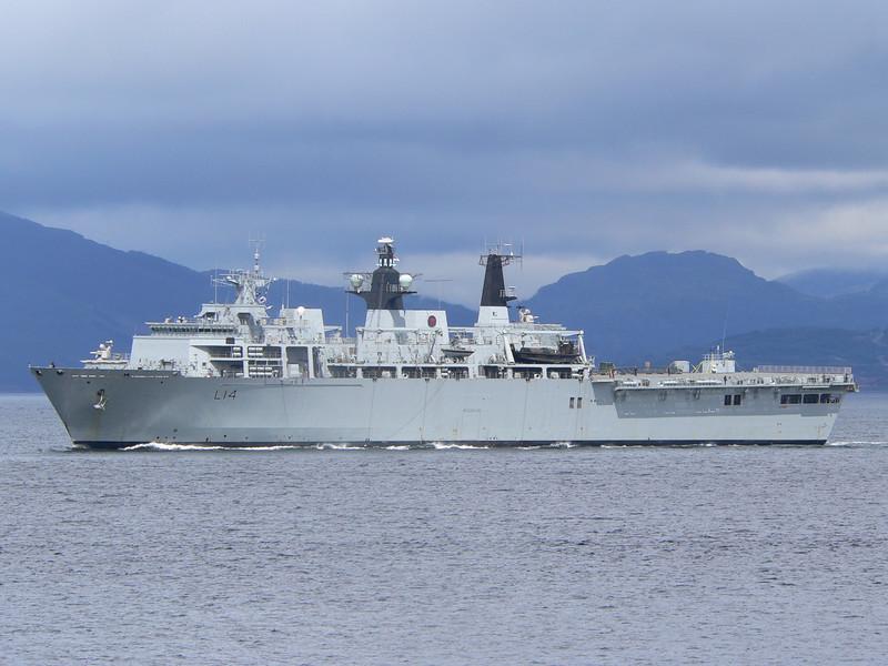 L-14 HMS ALBION