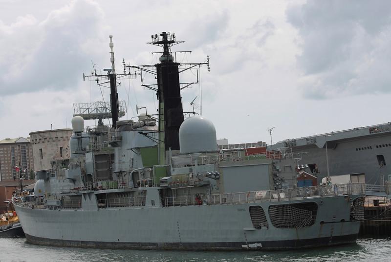 D-92 HMS LIVERPOOL