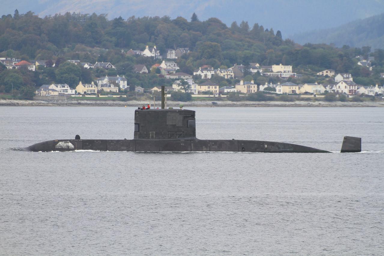 SSK-877 HMCS WINDSOR