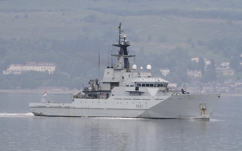 P-283 HMS MERSEY,