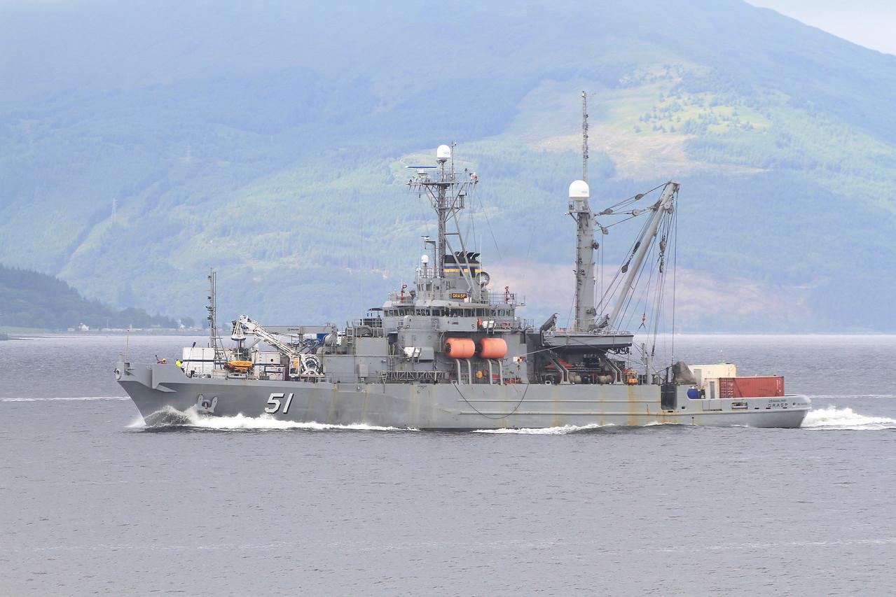 T-ARS-51 USNS GRASP
