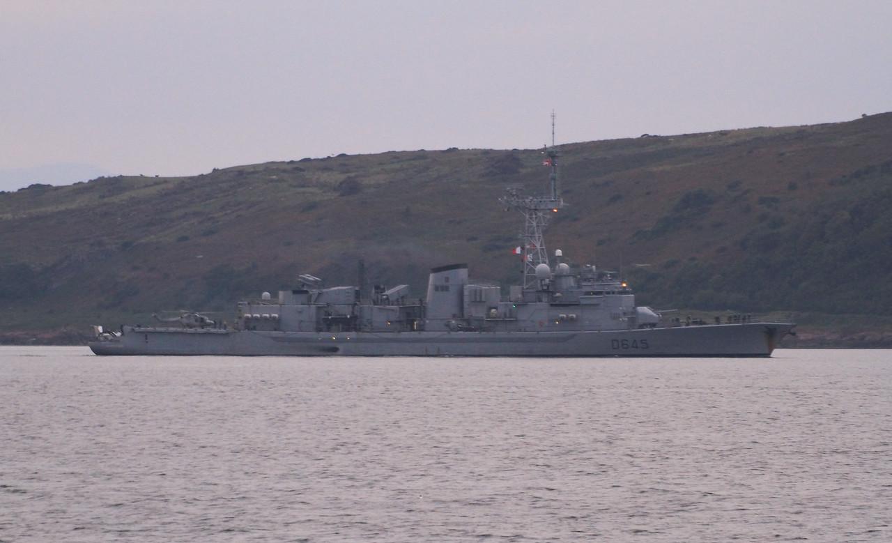D-645 LA MOTTE-PICQUET