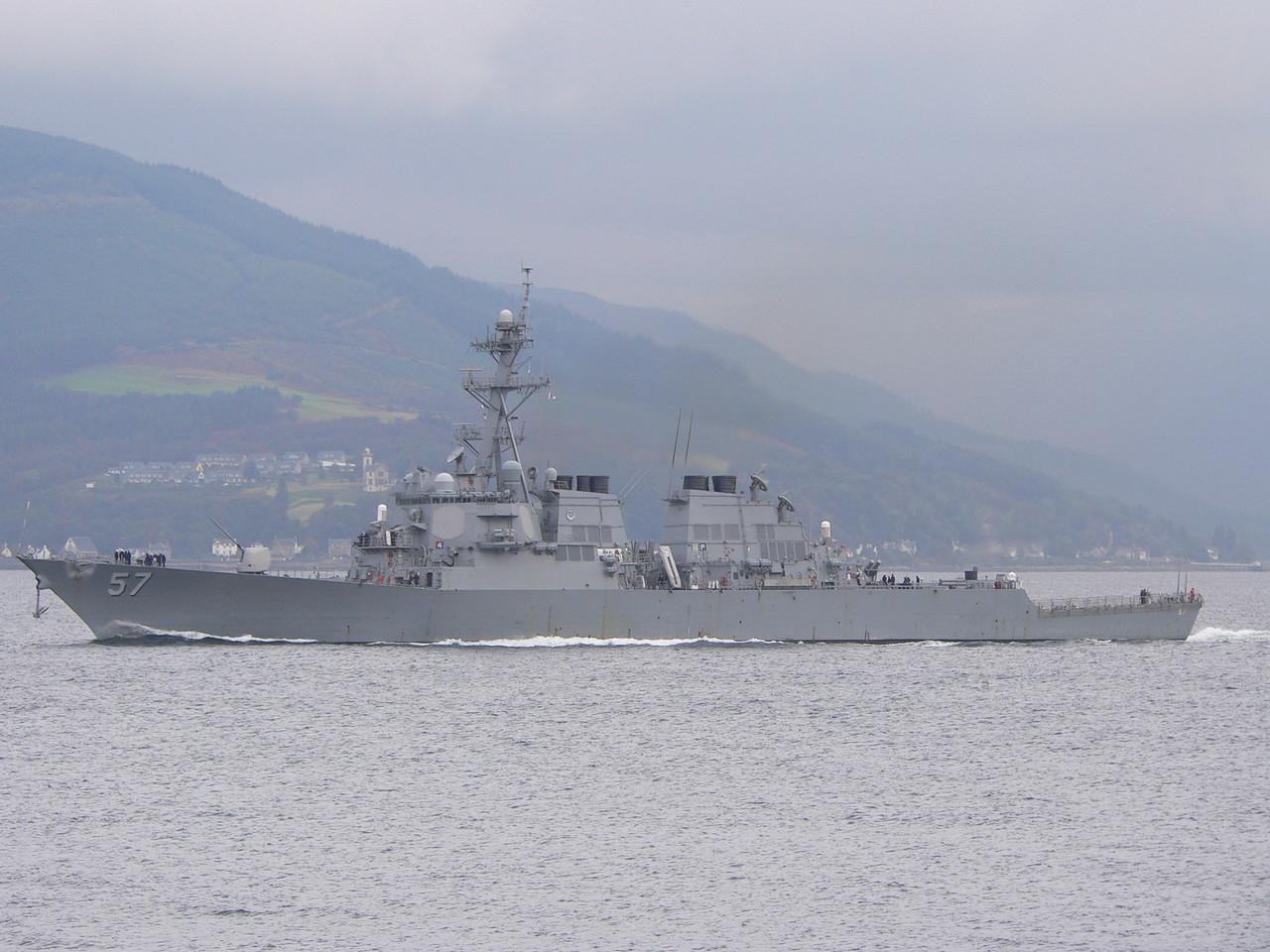 DDG-57 USS MITSCHER