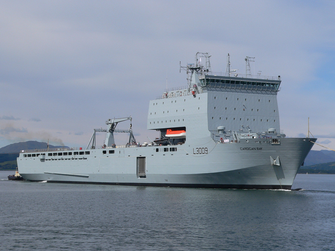 L-3009 RFA CARDIGAN BAY